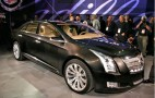 2010 Detroit Auto Show: Cadillac XTS Concept Revives GM's Plug-In Hybrid Hopes