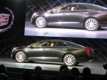 Cadillac XTS Car of the Year for 2011, Plug-In Hybrid Version Coming