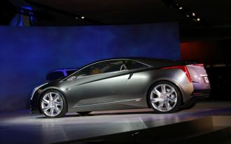 2009 Detroit Show: Cadillac Converj Concept