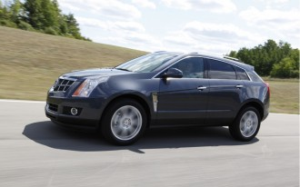 2010 Cadillac SRX Is Subject of Recall