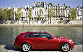 Cadillac Returns To Europe, But With Modest Expectations