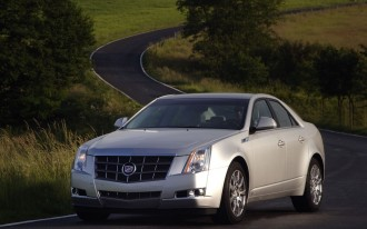 GM Recalls 11,147 Cadillac CTS Models For Potential Suspension & Steering Problem