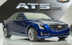 2015 Cadillac ATS Coupe Revealed: Live Photos & Video
