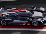 2017 Cadillac DPi-V.R race car