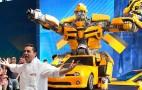 Cake Boss Crew Shows Off 2,000 Pound Bumblebee Camaro Cake: Video