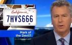 Satan Is My Co-Pilot: California DMV Down With Demonic Plates