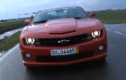 Video: Mika Salo Drives Supercharged Camaro SS