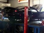 Camaro tires fail on 200mph dyno run