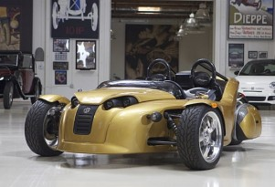 Campagna's V13R - image courtesy of Jay Leno's Garage