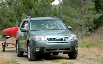 Subaru's New Canine Cast Ready For Prime-Time In 'Dog Tested. Dog Approved' Campaign