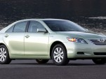 Camry hybrid production starts in the US