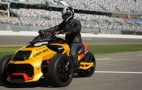 Can-Am Boosts Spyder's Performance With F3 Turbo Concept: Video