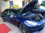 Canadian reader K's new Tesla Model 3