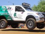 Cancer Treatment Centers of America JTGrey Racing Lexus LX570