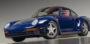 Canepa Porsche 959SC