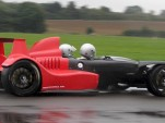 Caparo builds first T1 prototypes