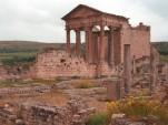 Capitoline Temple Tunisia