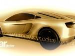 CAR McLaren P11 Spy Shot