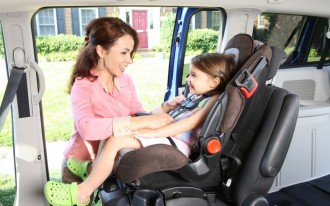 Car seats as birth control? A new study explains the decline in three-child families