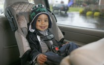 Car seats - proper installation-toddler, NHTSA
