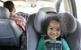 When Should Your Child Move To A Front-Facing Car Seat?