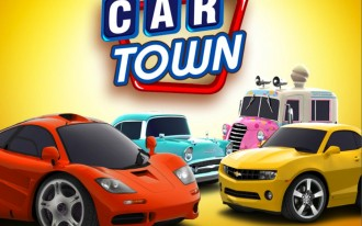Car Town And DriverVille: Two Games For Gearheads Come To Facebook