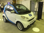Car2Go concept Smart Fortwo