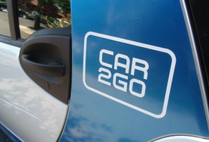 Portlandia Steps Up For Electric-Car Sharing: We're Not Surprised