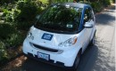 Car2Go Smart Fortwo, in Portland