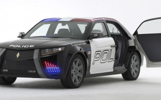 Carbon E7 Turbodiesel Police Cruiser: More Than 14,000 Orders