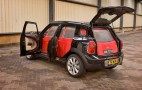 An original Mini fits inside today's Mini Countryman