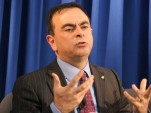 Ghosn Lets Go of America