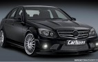 Modified Mercedes C63 AMG by Carlsson hits 565hp