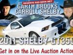 Carroll Shelby and Garth Brooks