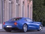 Carrozzeria Touring Superleggera Berlinetta Lusso, 2015 Geneva Motor Show