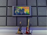 Cars and Guitars at Chicago Auto Show