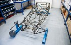 Iconic Seven chassis made lighter thanks to bicycle tech