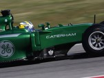 Caterham Formula One car