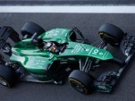 Caterham's 2014 Formula One car