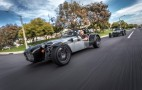 Caterham Seven 480 And 360 Are Bound For The U.S.