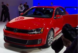 VW Unwraps 2012 Jetta GLI at 2011 Chicago Auto Show
