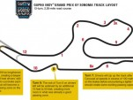 Changes for the GoPro Indy Grand Prix of Sonoma should make the track more diffiult