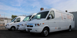 Driving a Chanje electric electric cargo van: very big, far better than diesel