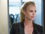 "Charlize Theron as Cipher in ""Furious 8"""