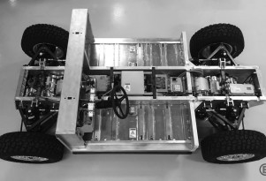 All-electric Bollinger heavy truck chassis revealed, July 27 debut to follow