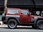 Chelsea Truck Company Black Hawk Wide Track Jeep Wrangler by A. Kahn Design