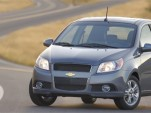 Chevrolet begins Aveo production at new plant in Mexico