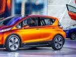 GM Confirms Electric-Car Name Will Be 2017 Chevrolet Bolt EV