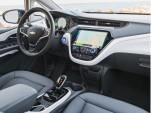 Chevrolet Bolt EV with Apple CarPlay