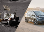 2017 Chevrolet Bolt EV vs Lunar Rover